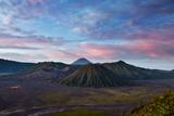 Mount Bromo Volcano and Bromo Tengger Semeru National Park Impressão fotográfica por Alex Saberi