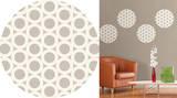 Zoe Dot Wall Decal Sticker Adesivo de parede