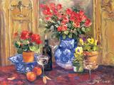 Red Roses Prints by Allayn Stevens