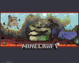 Minecraft - Underground Posters