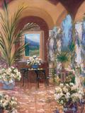 Veranda I Art by Allayn Stevens