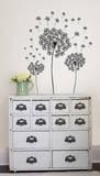 Dandelions Wall Art Kit Adesivo de parede