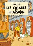 Faaraon sikaarit, n. 1934, ranskaksi Julisteet tekijänä  Hergé (Georges Rémi)