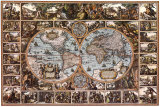 Magna Carta Mundi Poster