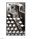 Cycle Affiches par M. C. Escher