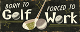 Funny Golf III Pósters por  Pela