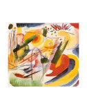 Senza titolo Stampa di Wassily Kandinsky