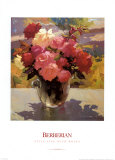 Still Life with Roses Posters por Ovanes Berberian