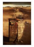 Spanje Poster van Salvador Dalí