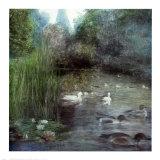 Walden Pond Posters por Piet Bekaert