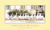 Dinner Call Posters por Dawna Barton