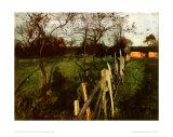 Home Fields Posters af John Singer Sargent