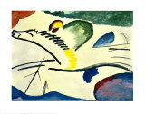 Lyric Posters por Wassily Kandinsky