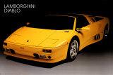 Lamborghini Diablo Photographie