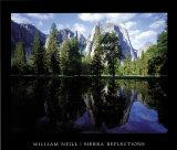 Sierra Reflections 高品質プリント : ウィリアム・ニール