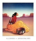 La Noche Art by R. C. Gorman