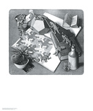 Reptiler Kunst av M. C. Escher
