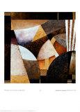 幾何学的な庭 ポスター : リチャード・ホール