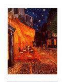 Terrasse de Café, la Nuit Prints by Vincent van Gogh