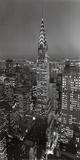 New York, New York - Chrysler Building Kunstdrucke von William Van Alen