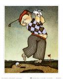 Mulligan Posters av Steven Lamb