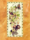 Bunch of Grapes Print by Alie Kruse-Kolk