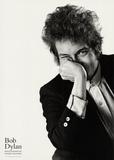 Bob Dylan Kunst af Daniel Kramer