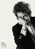 Bob Dylan Kunst von Daniel Kramer