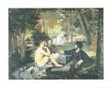 Dejeuner sur l'Herbe Prints by Edouard Manet