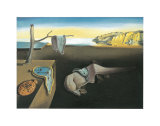 Die Beständigkeit der Erinnerung, ca. 1931 Kunstdrucke von Salvador Dalí