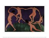 Dance I Pósters por Henri Matisse