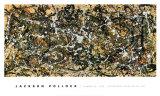 Nummer 8, 1949 Kunst af Jackson Pollock