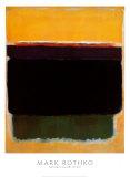 Ohne Titel, 1949 Poster von Mark Rothko