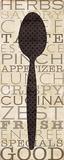 Kitchen Words II Stampe di Jess Aiken