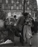 Paris, 1950 Plakater av Robert Doisneau