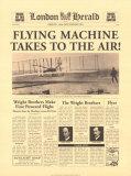 飛行機、空を飛ぶ 高品質プリント :  The Vintage Collection