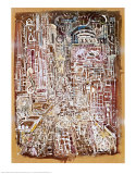 Broadway, 1936 Posters por Mark Tobey