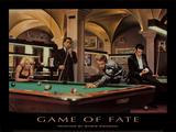 Schicksalsspiel Poster von Chris Consani