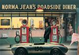 Skjebnens motorvei Plakat av Chris Consani