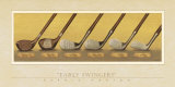 Frühe Swinger Kunstdrucke von Bernie Horton