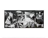 Guernica, vers 1937 Affiches par Pablo Picasso