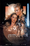 Star Wars: Episode II - Attack of the Clones Pôsteres