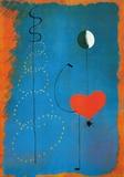 Ballerina Plakater av Joan Miró