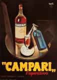 Campari l'Aperitivo Poster