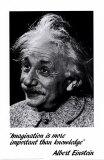 Einstein - Imagination Posters