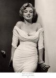 Marilyn Monroe Kunstdrucke von Philippe Halsman