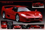Ferrari F 50 Kunstdrucke