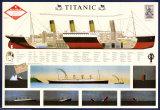 Schiff Titanic Poster