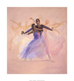 Morning Glory Prints by Laverne Ross
