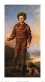 ジョージ・ペーリーの肖像画 ポスター : バヴェール